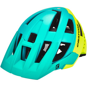 Cratoni Allset - Casque de vélo Homme - jaune/vert